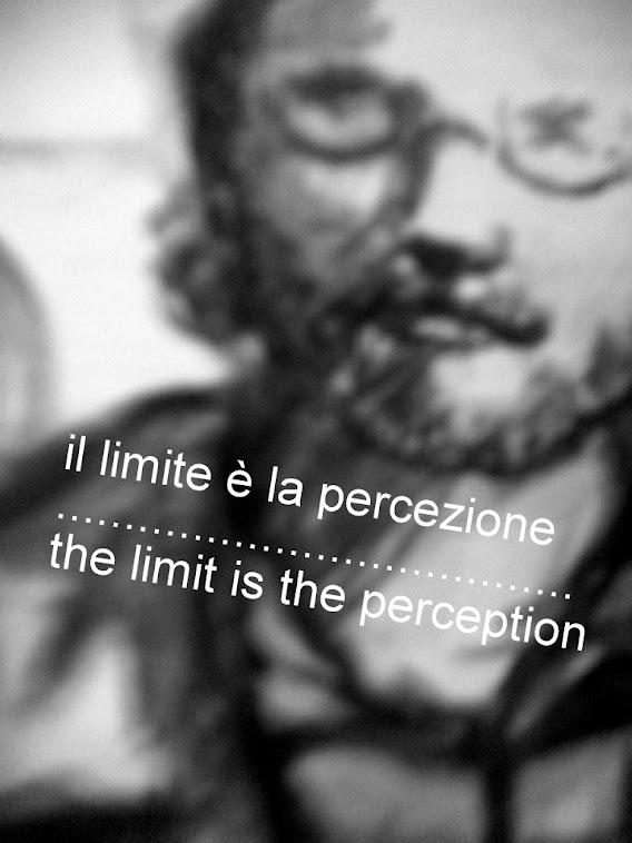 il limite è la percezione....
