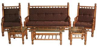 High Quality Metal Sofa Set Design.