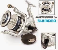 SHIMANO SARAGOSA 10000SW REEL