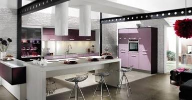 Decora y disena may 2011 for Cocinas super modernas