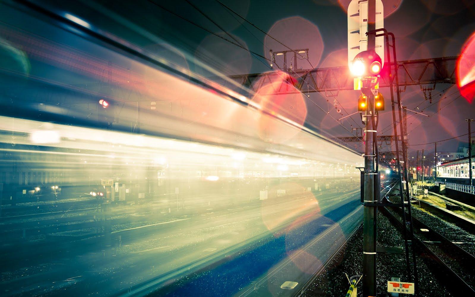 Забързания живот в Япония, HD Wallpaper