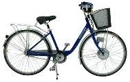 Sunrunner Electric Bike