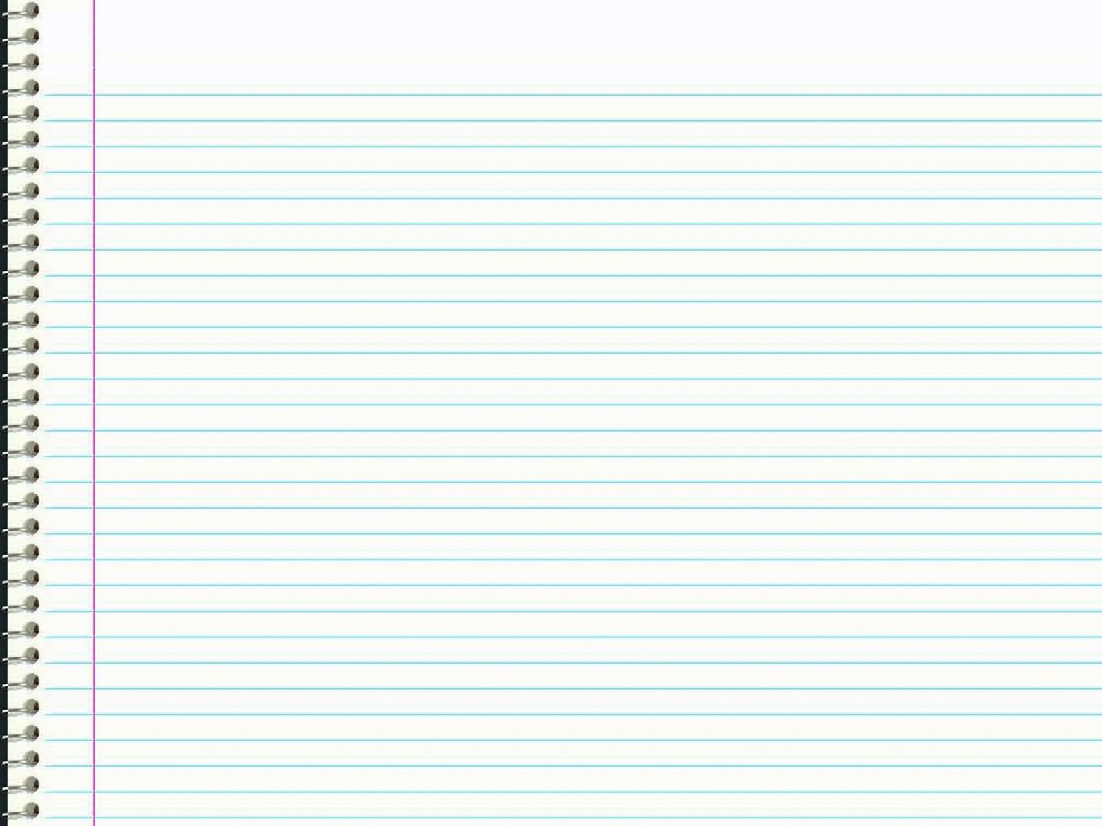 notebook paper download – Microsoft Word Notebook Paper Template