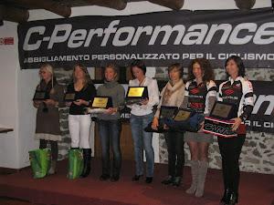 Premiazione Coppa Lombardia 2012