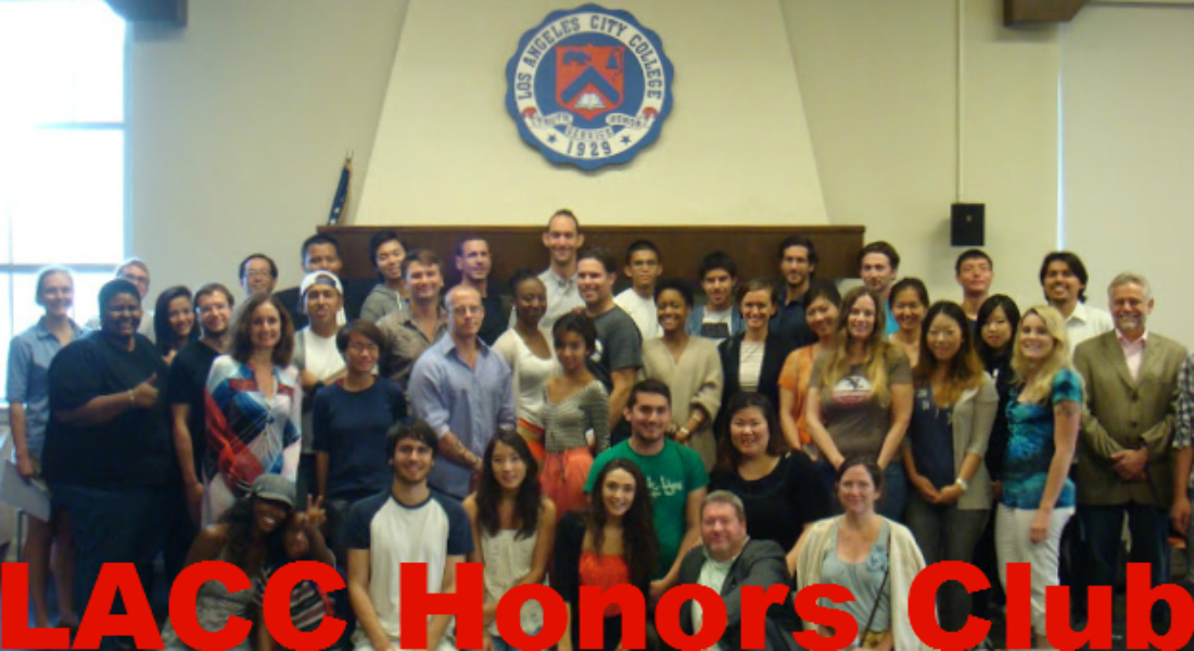 LACC Honors Club