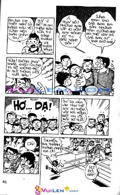 Jindodinho - Đường Dẫn Đến Khung Thành III  Tập 5 page 46 Congtruyen24h