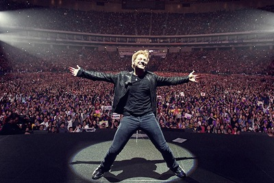 Konser Bon Jovi Band Live Djakarta 11-09-2015