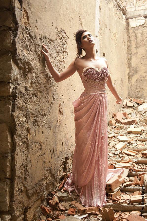 edward arsouni haute couture 2012 mariag - Robes Orientales Mariage