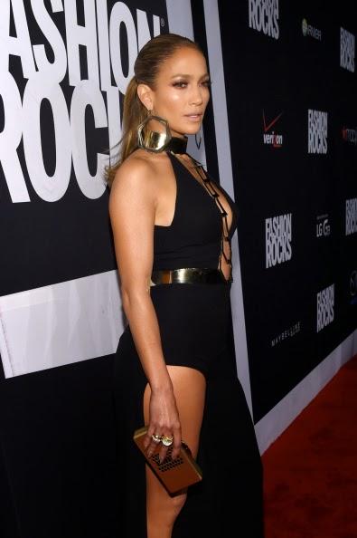 Jennifer Lopez Red Carpet September 2014