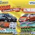 "Giant VISA ""Win Fantastic Prizes"" Contest"