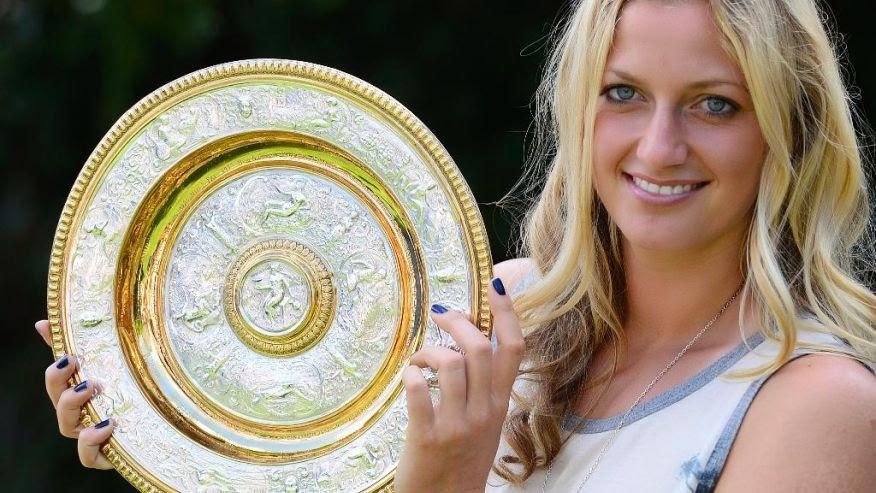 Kvitova consigue su segundo Wimbledon