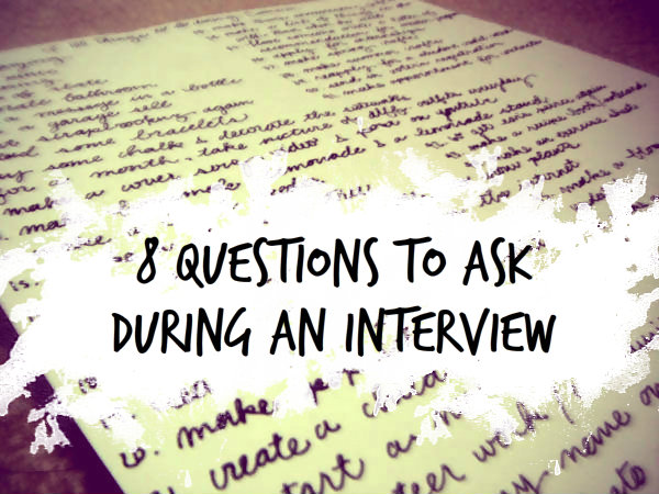 questions to ask during an interview for an essay Admissions essays recommendation you should ask questions during your academic job interview why so, what do you ask during an academic job interview.