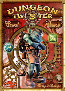 dungeon twister card game cover