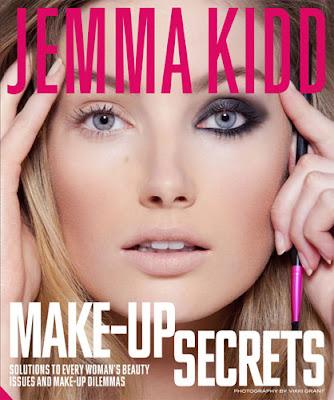 Jemma Kidd make up secrets book