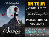 Kate Evangelista's SAVOR review Tour & Giveaway!
