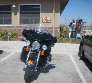 The Ride-Serious Texas