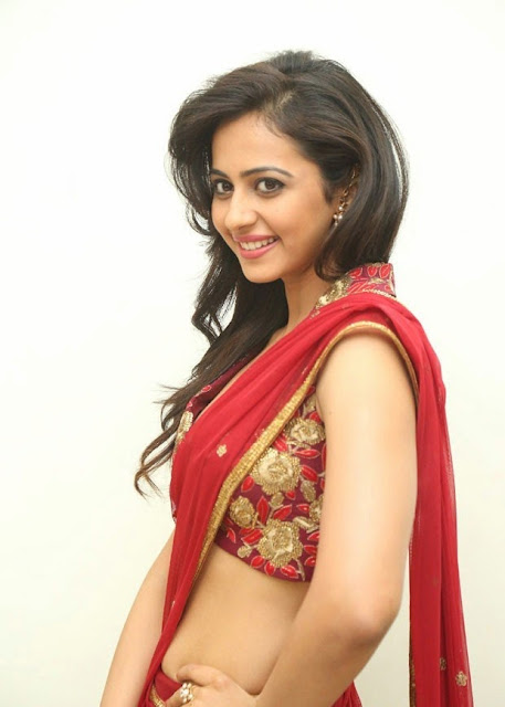 Rakul Preet Singh Stills at Tiger Movie Audio Launch 19.jpg