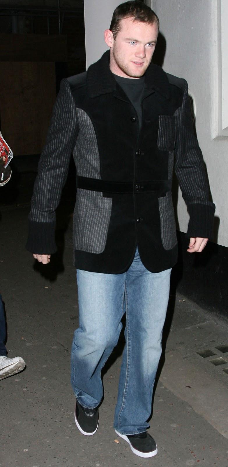 Wayne Rooney Jacket