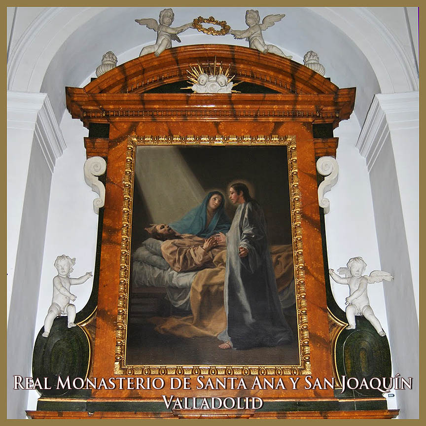 Domvs pvcelae conocer valladolid museo real monasterio - Santa ana valladolid ...