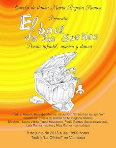Festival de poesía, música y danza