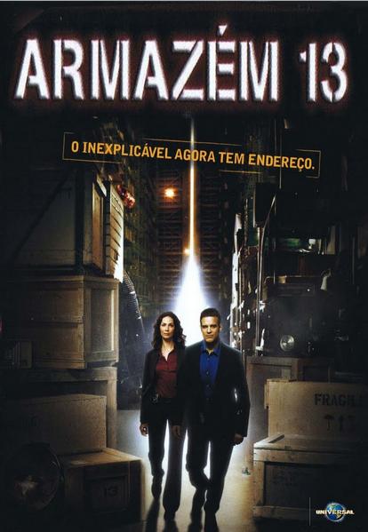 Filme Armazém 13 Dublado AVI DVDRip