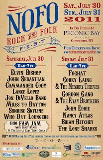 NOFO Rock & Folk Fest 2011