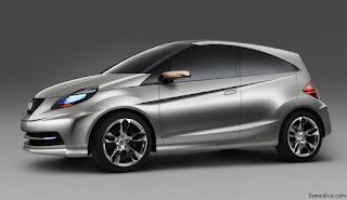 Honda Jazz Tabanl� Yeni SUV