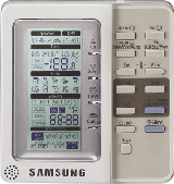 Télécommande PAC Samsung