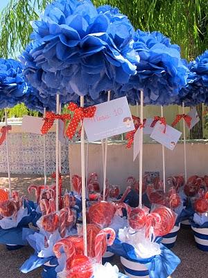 Mesas de chuches primera comuni n trendy children blog - Mesa de chuches casera ...