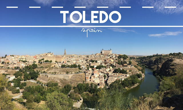 A day trip to Toledo, Spain