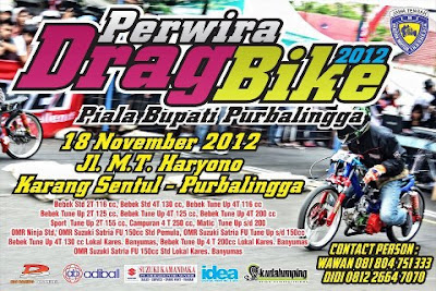 TDR Drag Bike Championship Final 24 November 2012