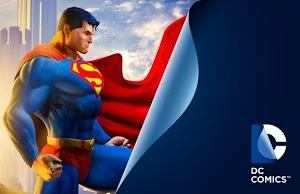 HISTORIAS DAS GIGANTES#DC COMICS