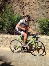 Jonas cykeltoken =)