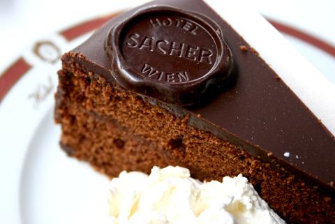 Sacher En Original Sacher Cake