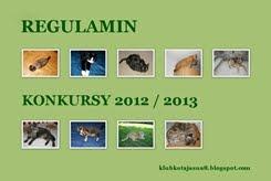 REGULAMIN KONKURSÓW 2012 / 2013