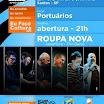 Banda Roupa Nova no Portuários dia 21 de Maio