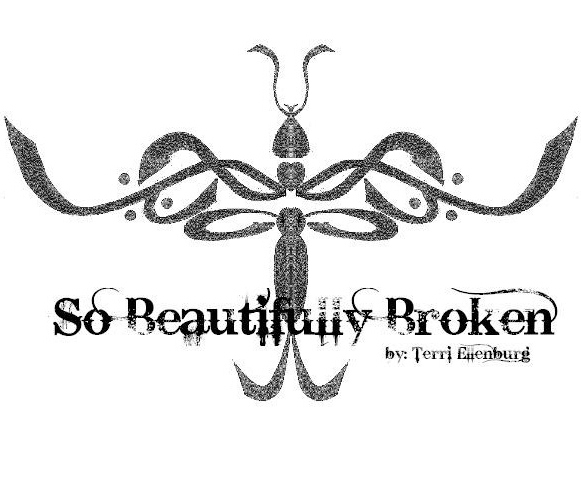 so beautifully broken...
