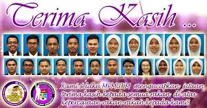 Tahniah kepada MPM UKM 2010/2011!