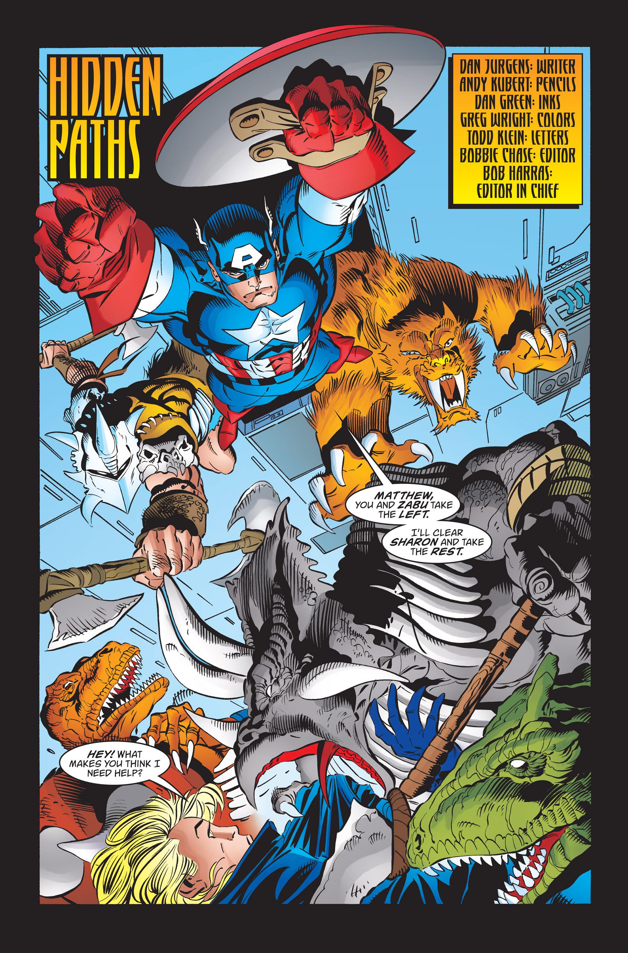 Captain America (1998) Issue #31 #37 - English 4