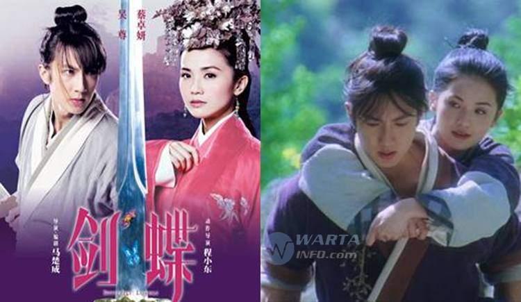 Sinopsis Foto poster Butterfly Lovers 2008 movie film romantis Mandarin  terbaik