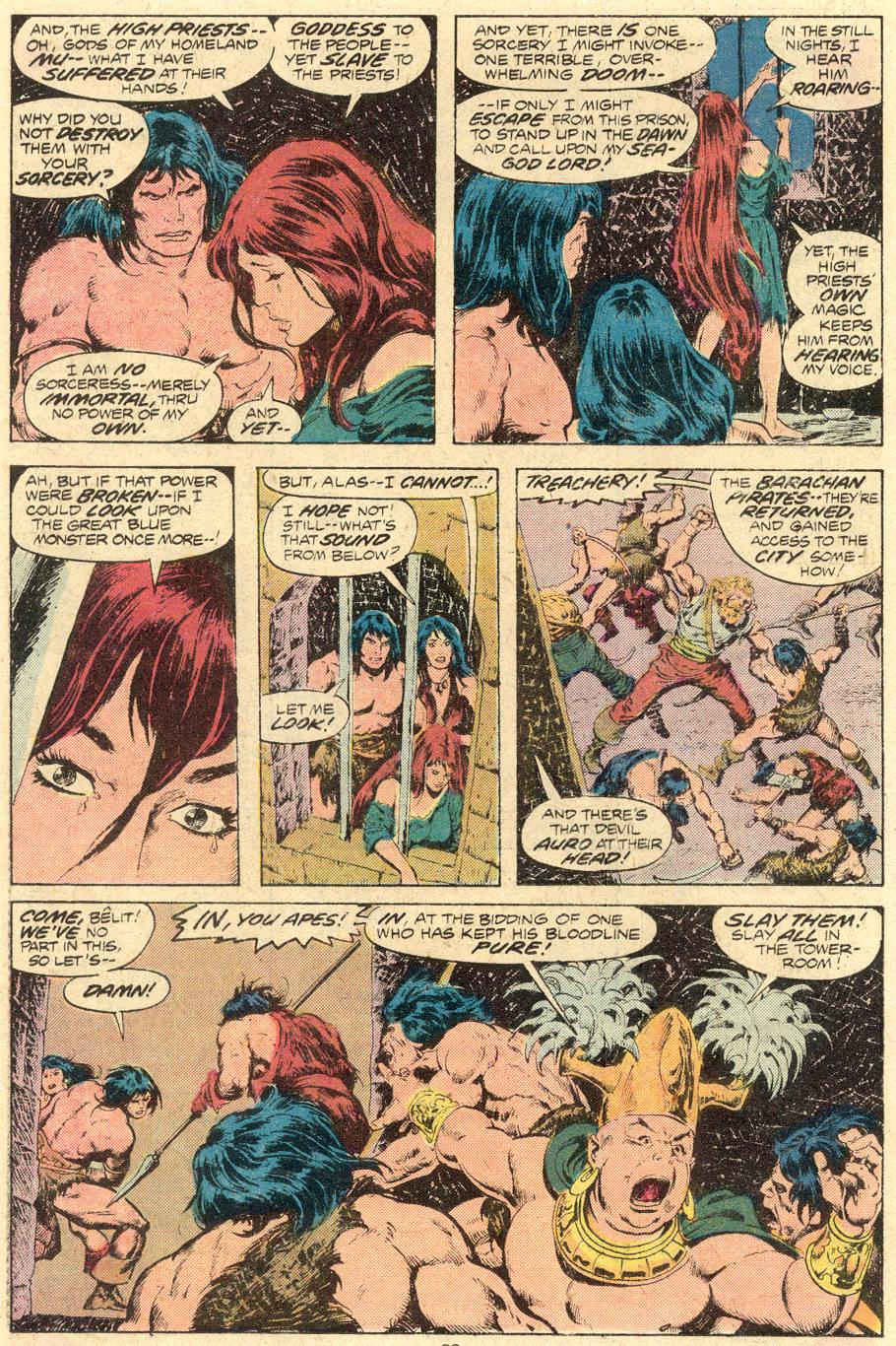 Conan the Barbarian (1970) Issue #71 #83 - English 13