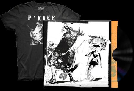 Pixies EP