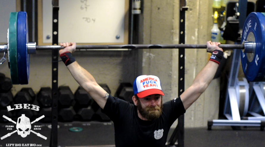 how to get big with crossfit