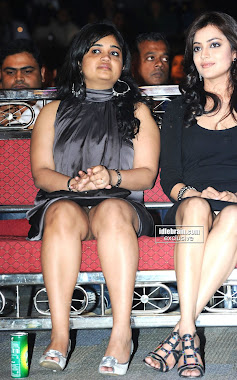 Heroines at Lux Cinemaa awards 2011