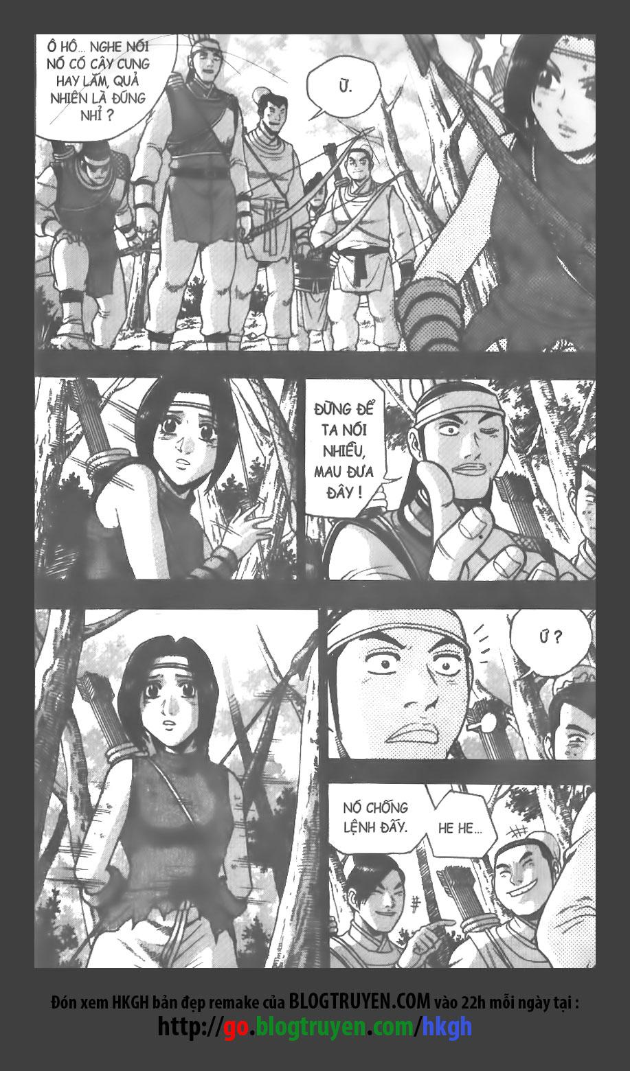 Hiệp Khách Giang Hồ chap 280 page 16 - IZTruyenTranh.com