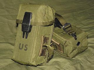 M1967 30rd M16 Magazine Pouch