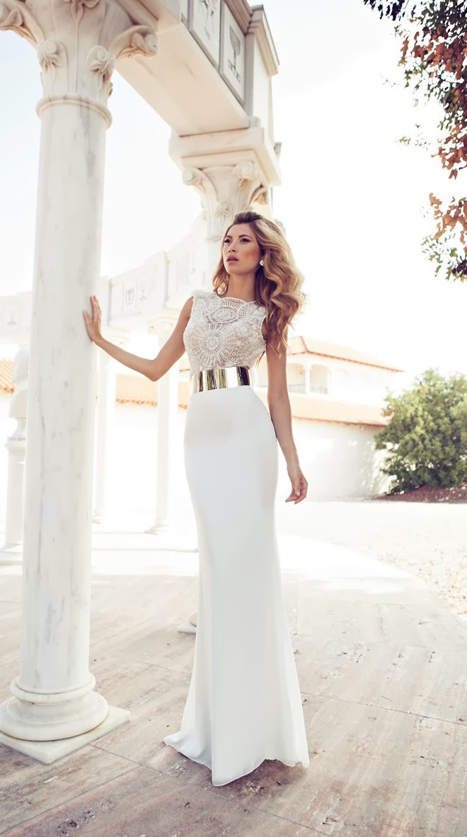 Wedding Dresses By Julie Vino Fall 2014 Belle The Magazine