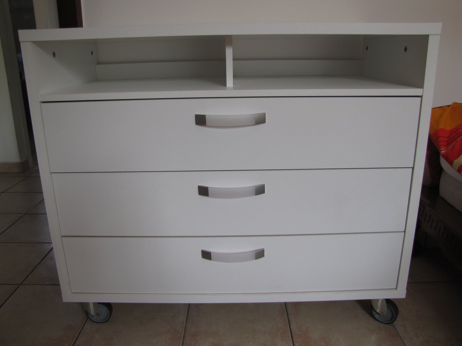 commode blanche gauthier