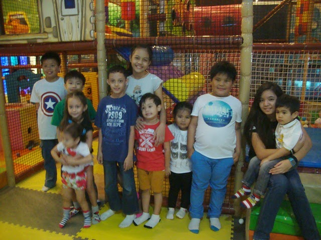 KIDSVILLE, PODIUM MALL