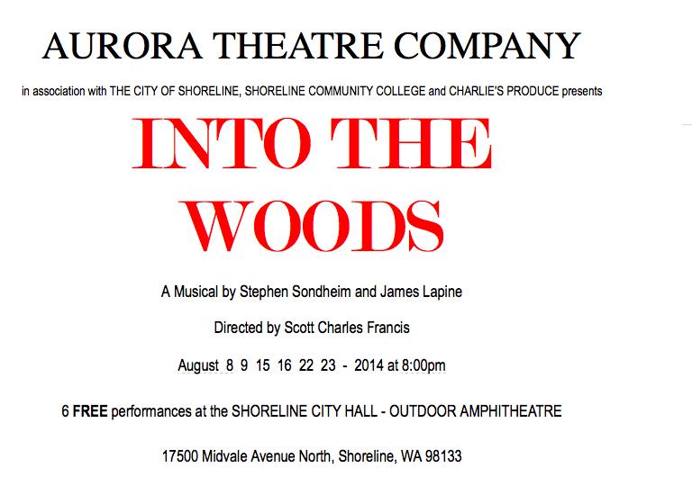 Backyard Theater Ensemble : Shoreline Area News New Shoreline Theatre Company brings free outdoor